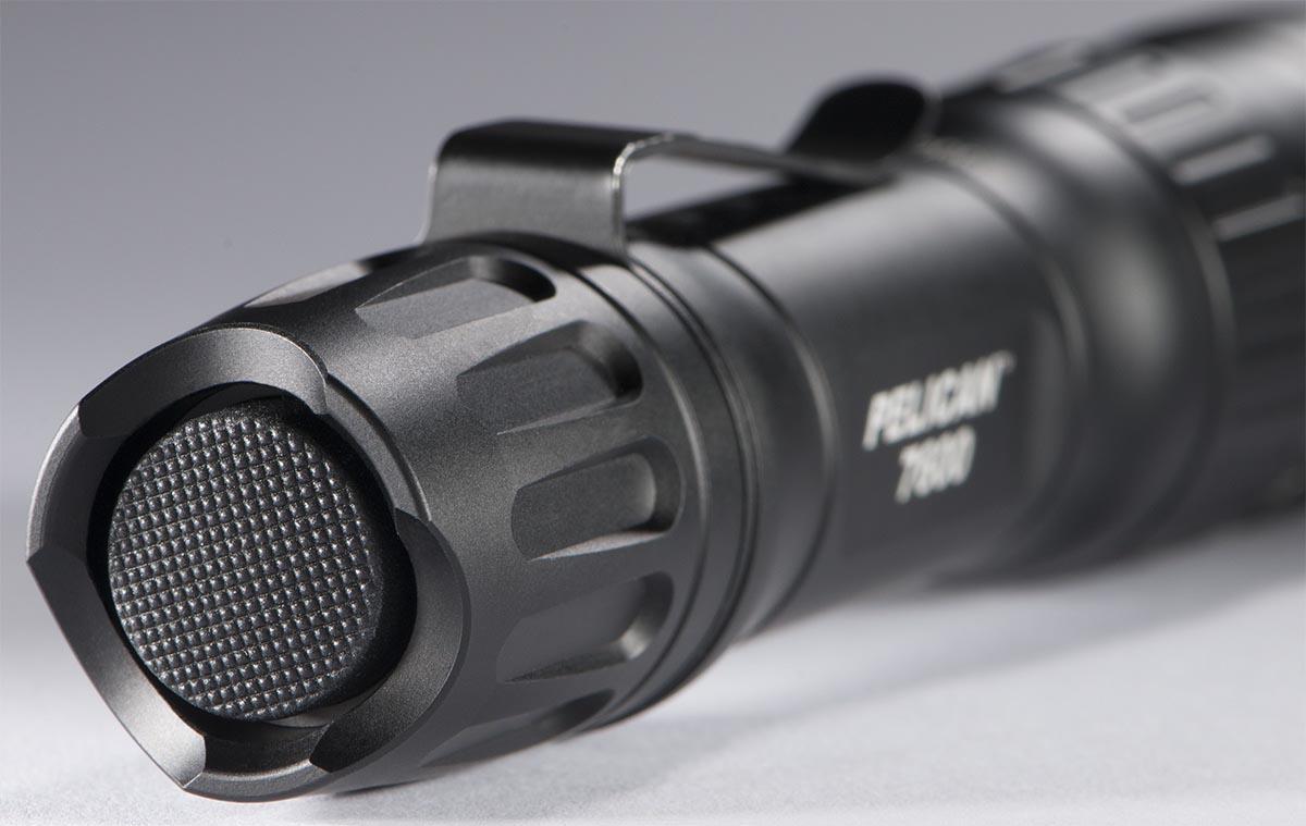 pelican 7600 tactical flashlight usb charger