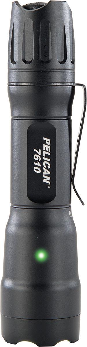 pelican tactical police flashlight 7610