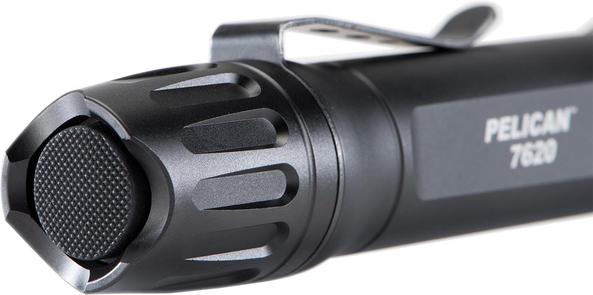 pelican 7620 tactical flashlight button clip
