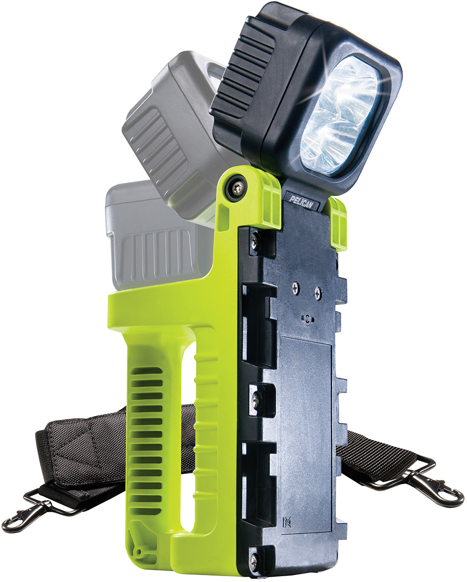 pelican firefighter safety approved large light