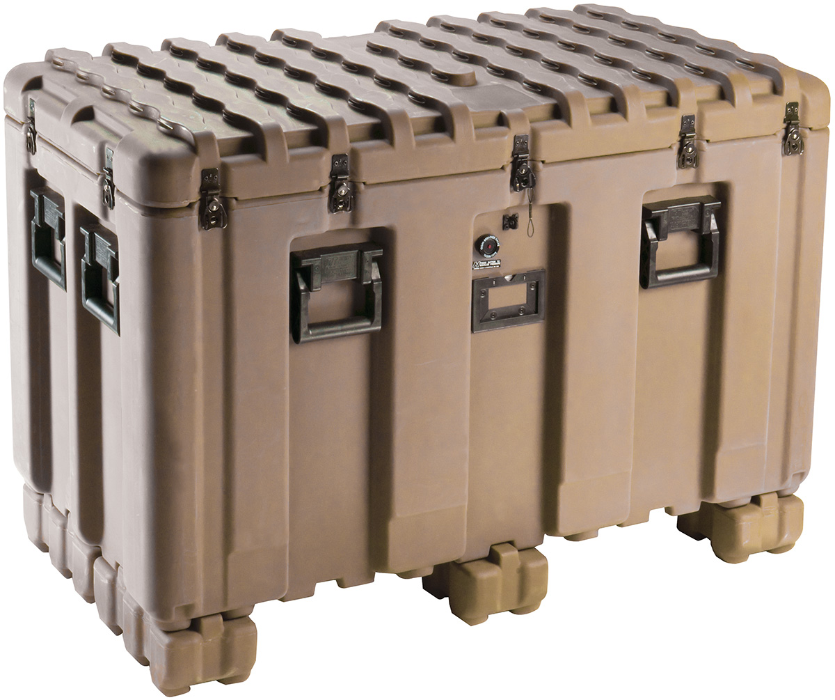 pelican large hard pallet shipping case