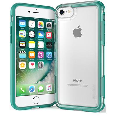 pelican c23100 iphone 7 clear green case