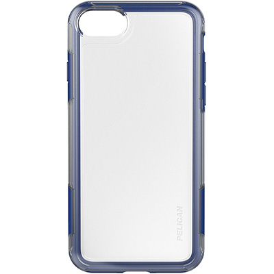 pelican clear blue iphone case adventurer