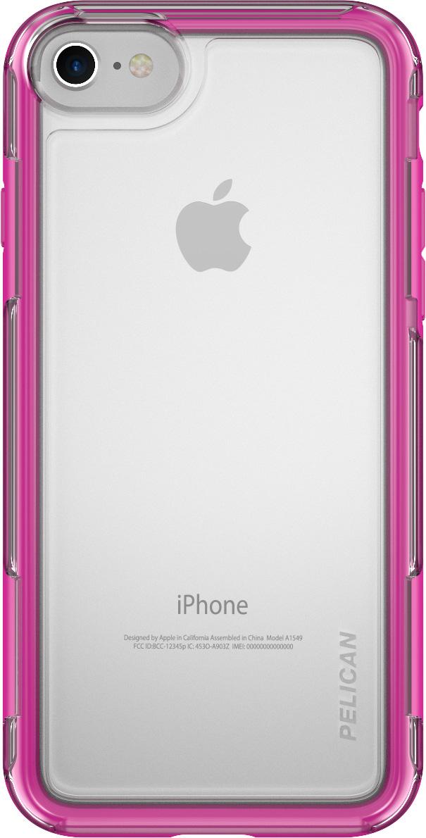 pelican pink iphone 7 case adventurer