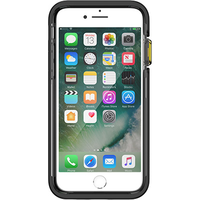 pelican iphone 7 case gold black ambassador