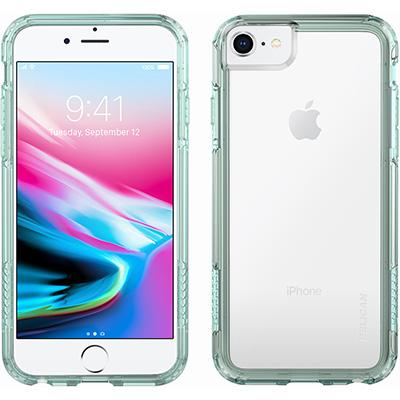 pelican clear green iphone 8 case adventurer