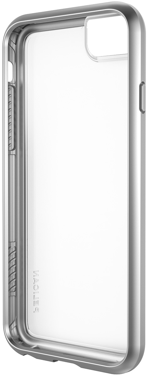 pelican iphone 8 adventurer silver case