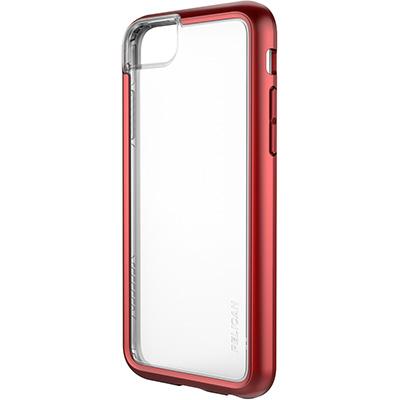 pelican iphone 8 clear red case ambassador
