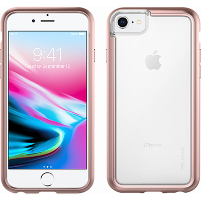 pelican pink iphone 8 case apple cases