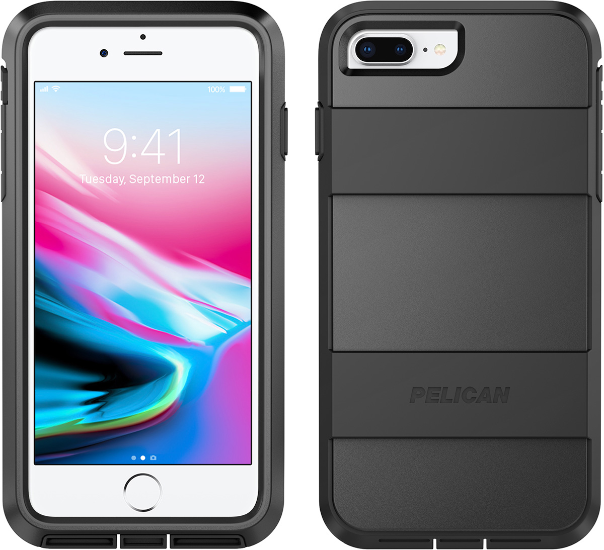 pelican iphone 8 plus case voyager cases