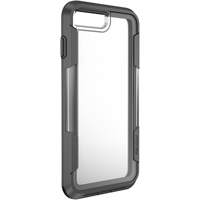pelican iphone7s plus voyager clear case