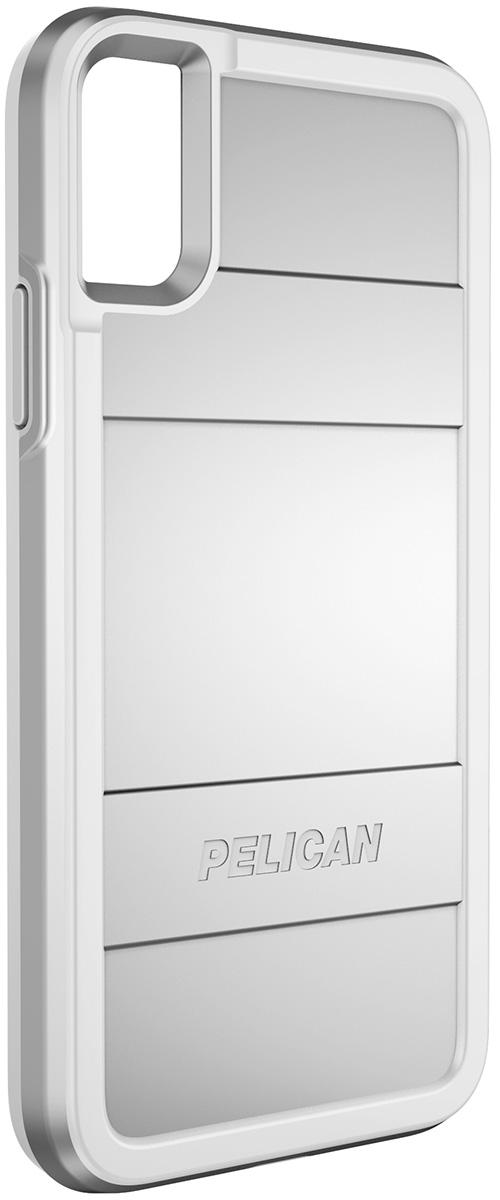 pelican iphone apple c37000 silver case
