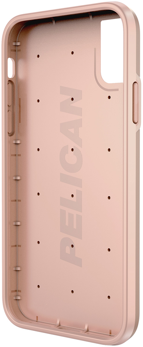 pelican iphone apple rose gold case