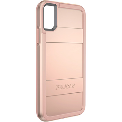 pelican iphone case protector rose gold