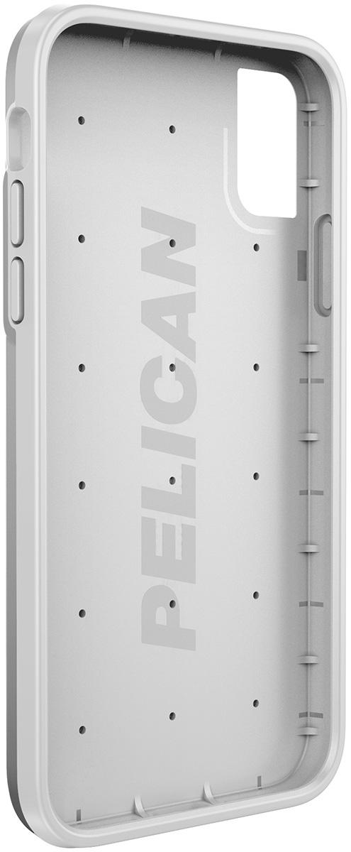 pelican iphone mobile case protector silver
