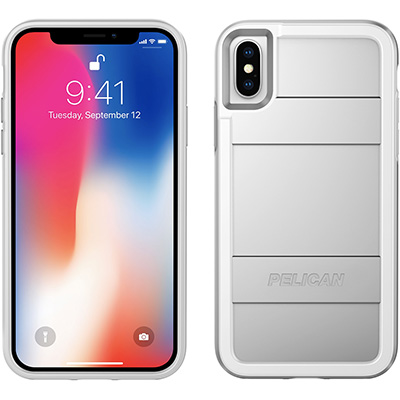 pelican protective phone case iphone x