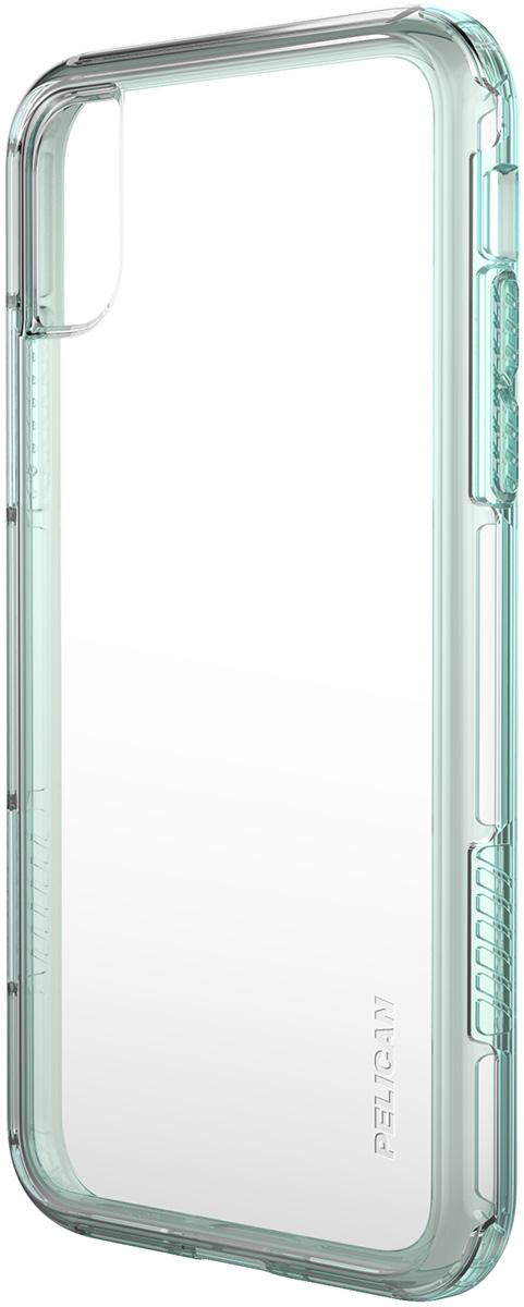 pelican iphone adventurer aqua clear case