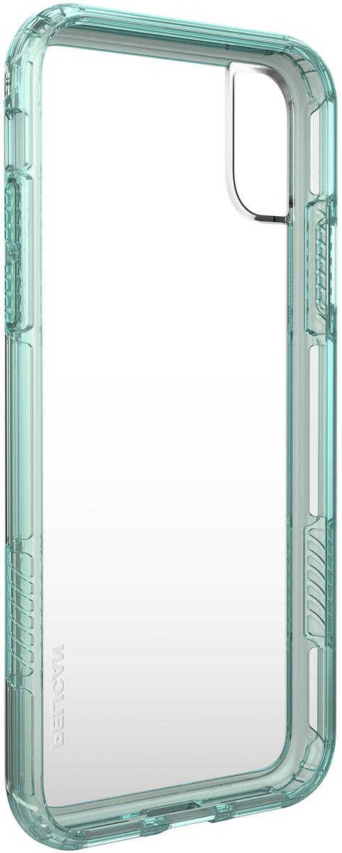 pelican iphone c37100 aqua translucent