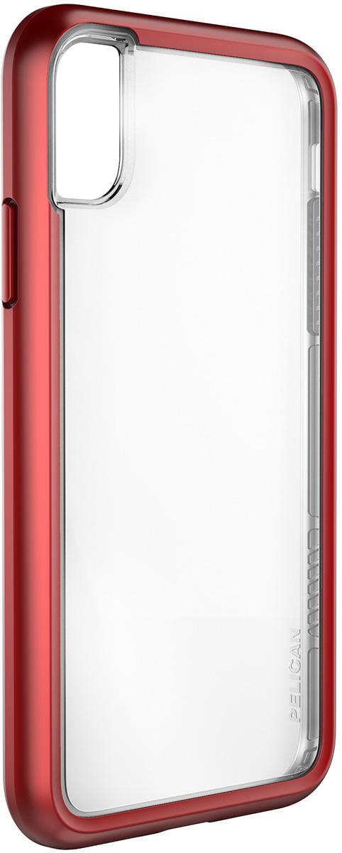 pelican iphone red adventurer case