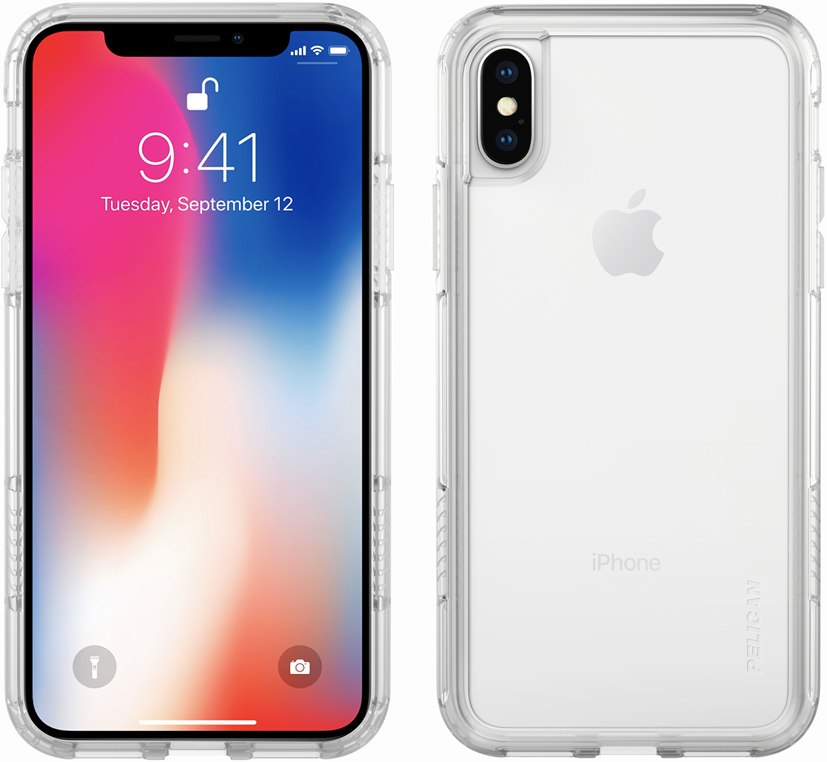 pelican iphone x case clear phone cases
