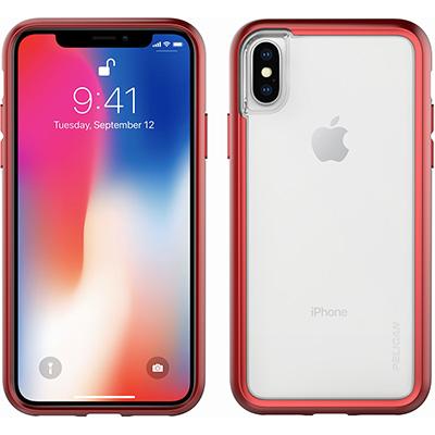 pelican red phone case iphone x cases