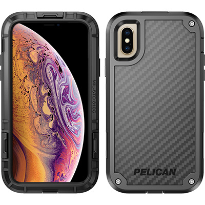 pelican c37140 shield case iphone x kevlar cases