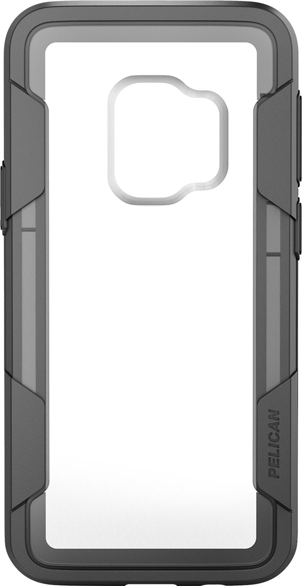 pelican voyager clear galaxy s9 case