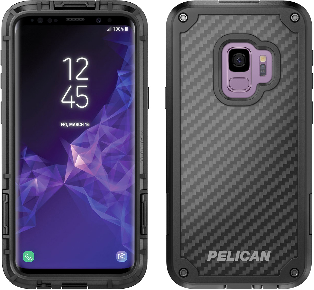 pelican galaxy s9 cases shield phone cases