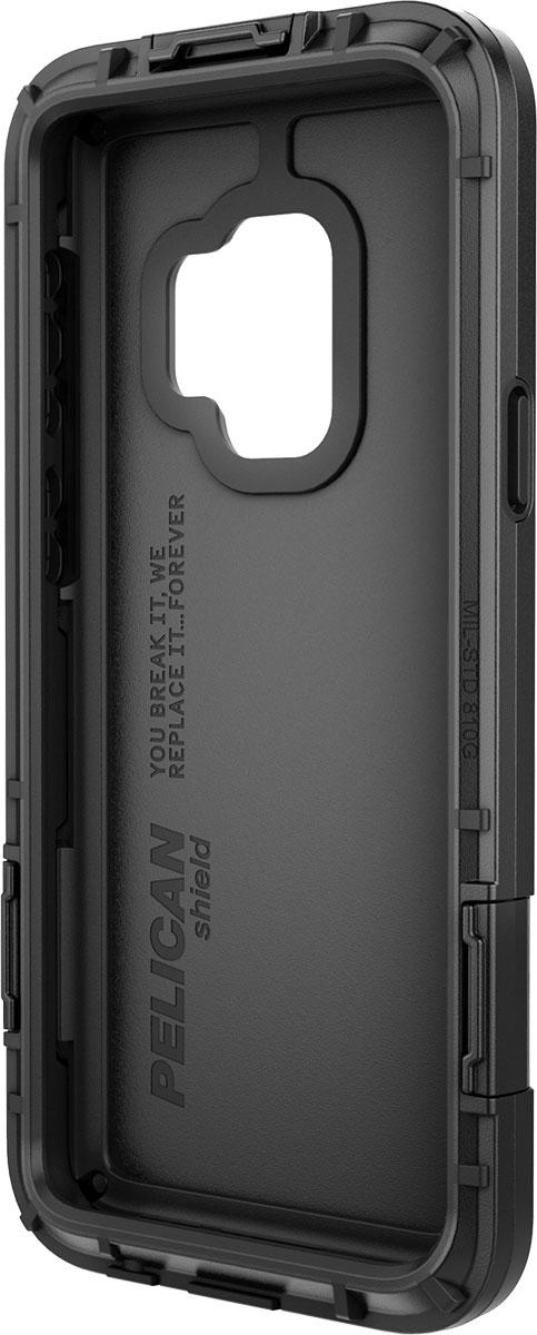 pelican galaxy s9 drop protection shield case