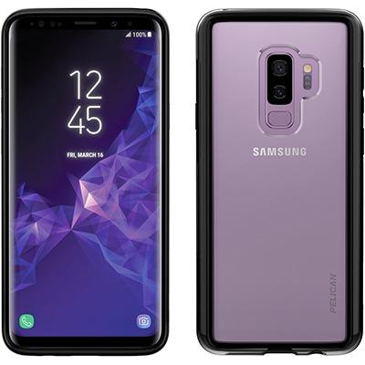 pelican galaxy s9 plus phone case black