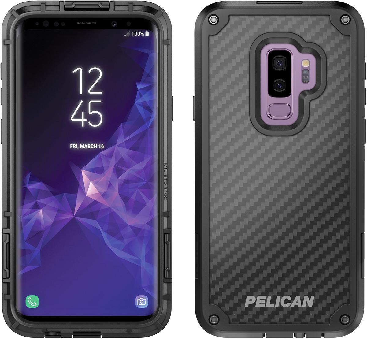 pelican kevlar phone case galaxy s9 plus