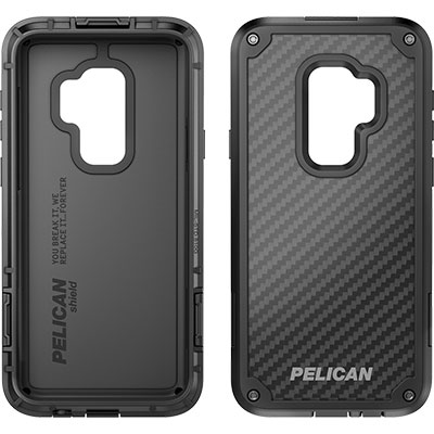 pelican rugged protection galaxy s9 plus
