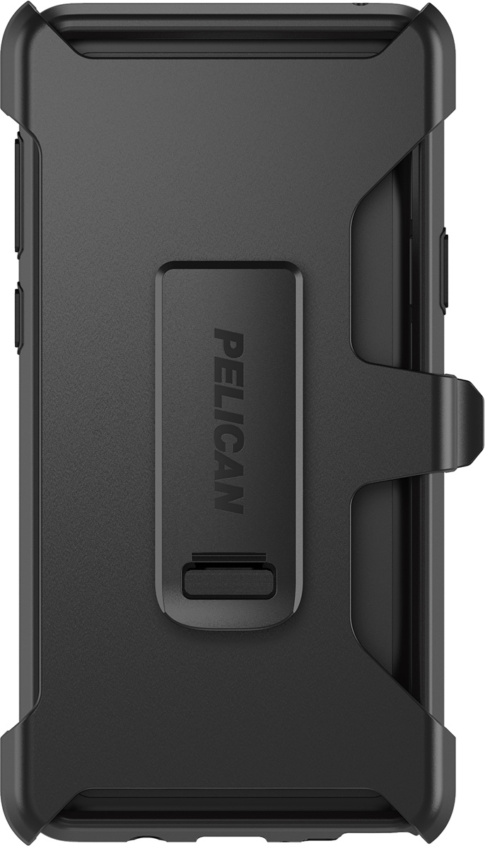 pelican samsung note9 black phone holster