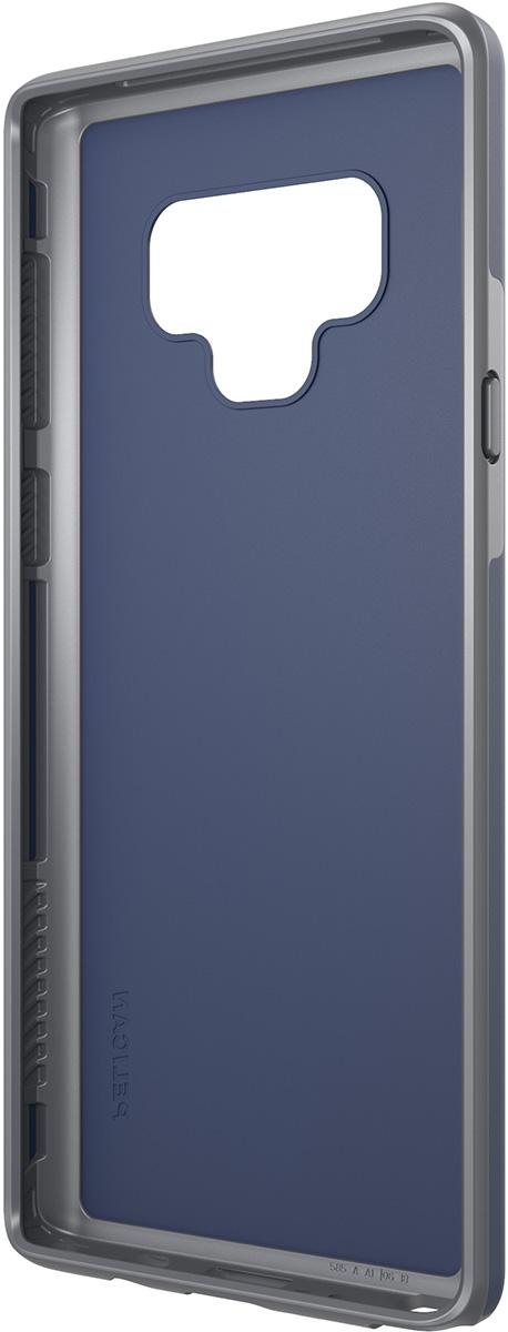 pelican samsung note9 blue dual layer phone case