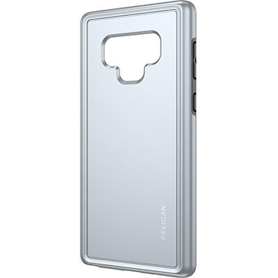 pelican samsung note9 silver mobile phone case