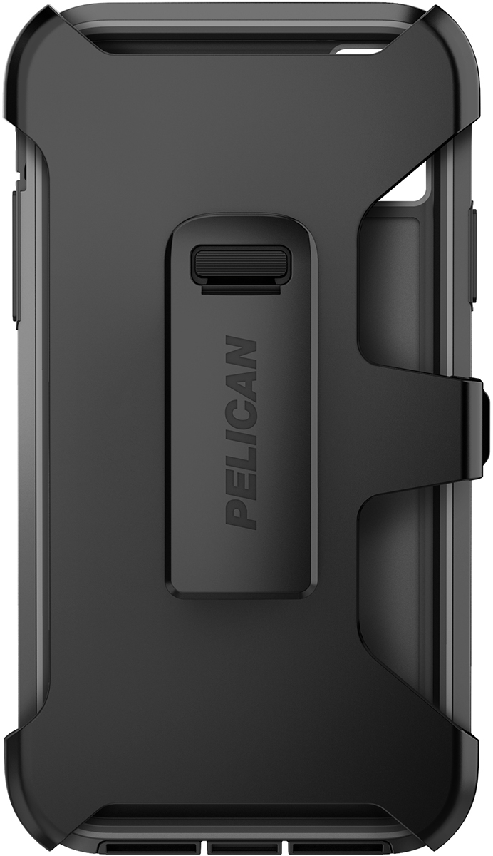 pelican apple iphone c42030 voyager black mobile phone case holster