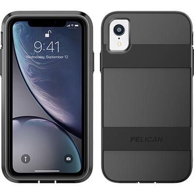 pelican c42030 apple iphone voyager black phone case