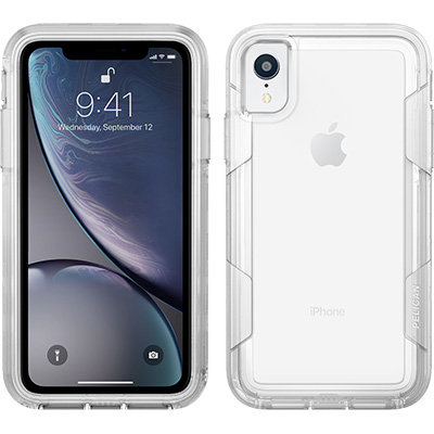 pelican apple iphone c42030 voyager clear phone case