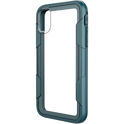 pelican apple iphone c42030 voyager grey teal phone case
