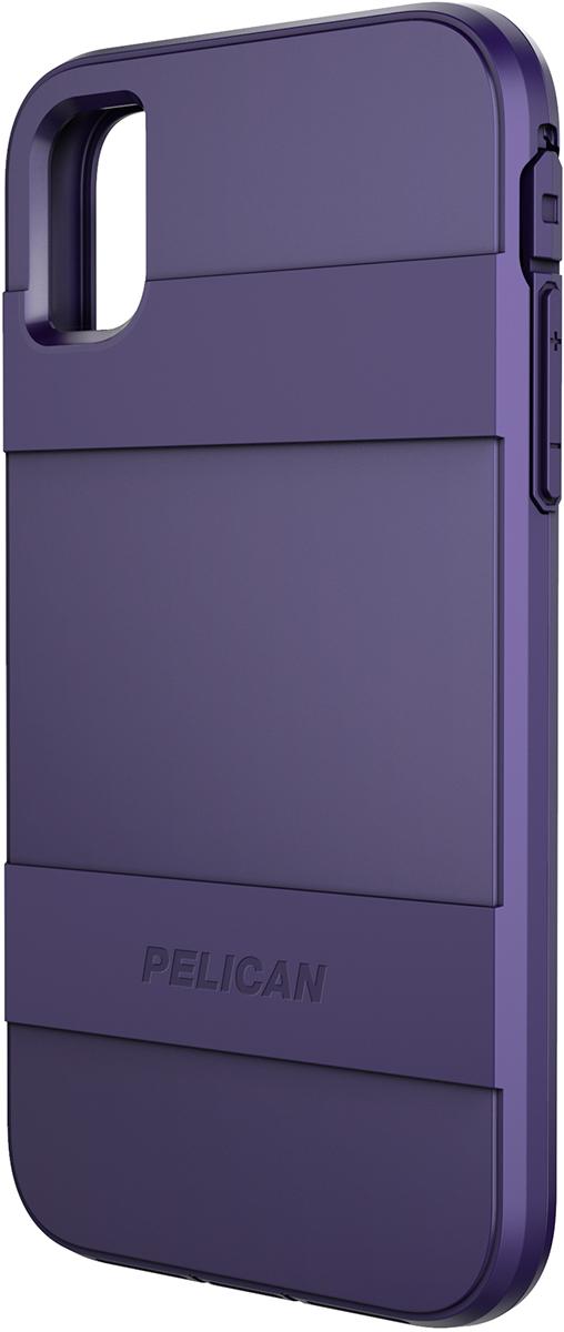 pelican apple iphone c42030 voyager purple mobile phone case
