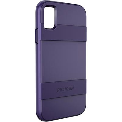 pelican apple iphone c42030 voyager purple slim phone case
