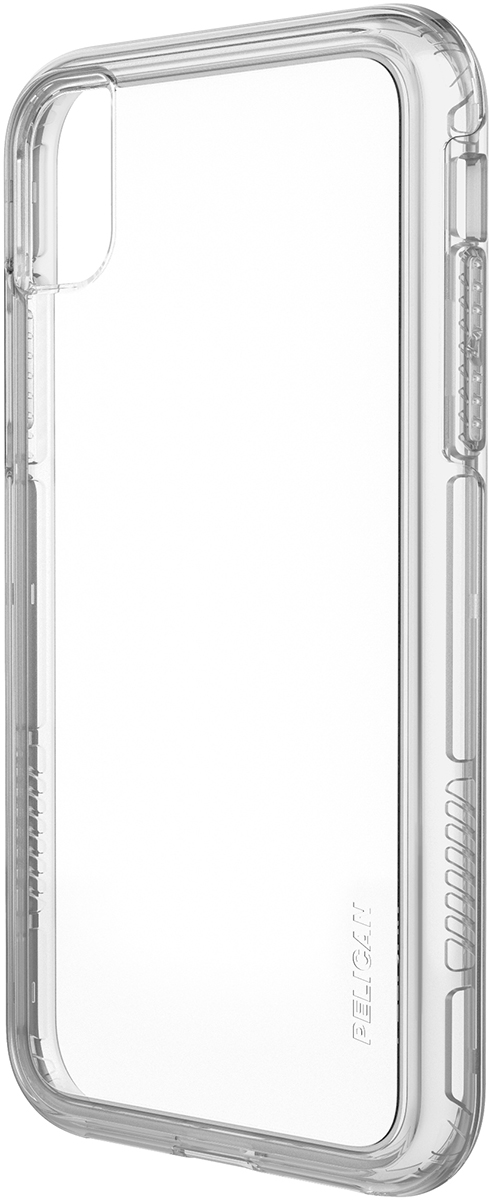 pelican apple iphone c42100 clear hard mobile phone case