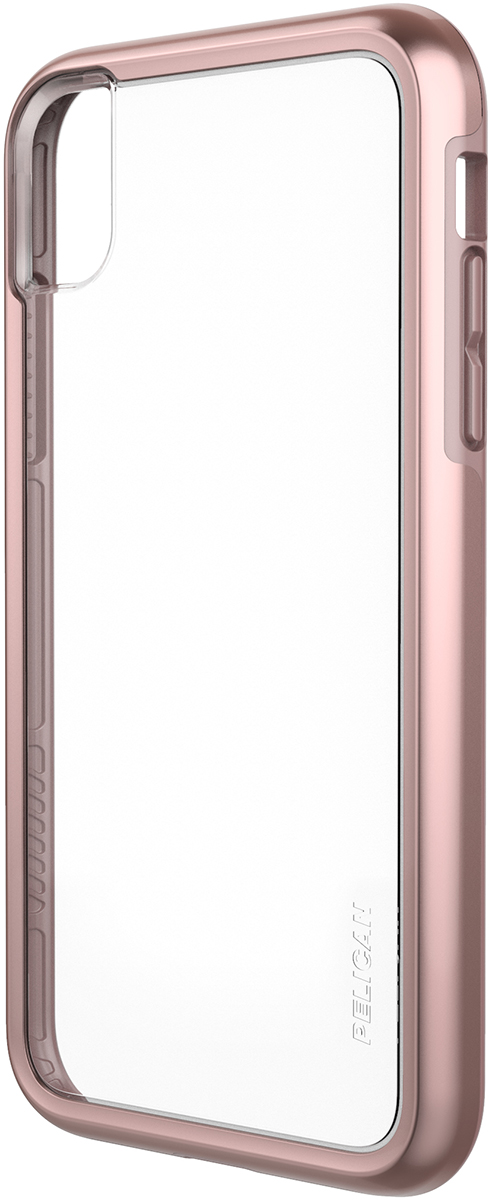 pelican apple iphone c42100 rose gold clear mobile phone case
