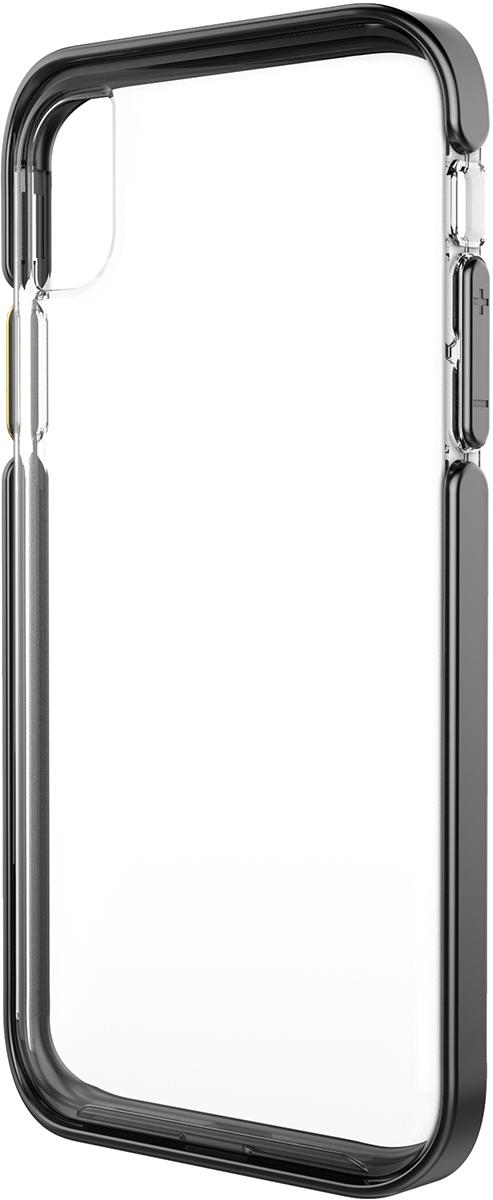 pelican apple iphone c42130 ambassador black gold mobile phone case