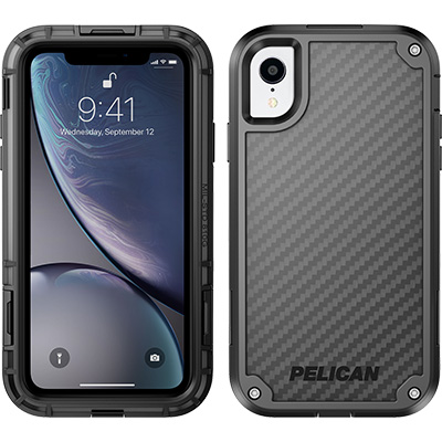 pelican c42140 apple iphone shield black phone case