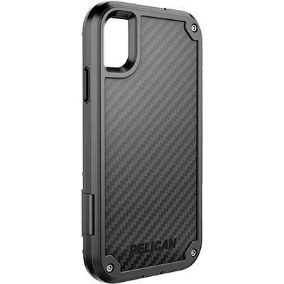 pelican apple iphone c42140 shield black rugged phone case