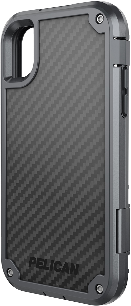 pelican apple iphone c42140 shield grey mobile phone case