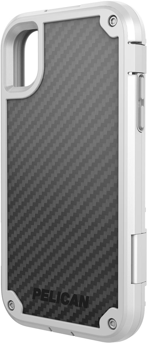 pelican apple iphone c42140 shield white mobile phone case