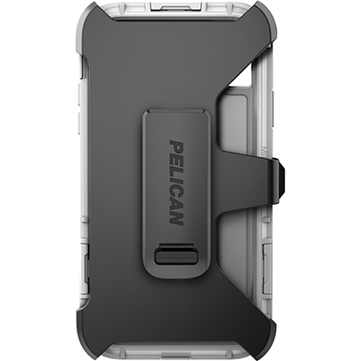 pelican apple iphone c42140 shield white phone case clip holster