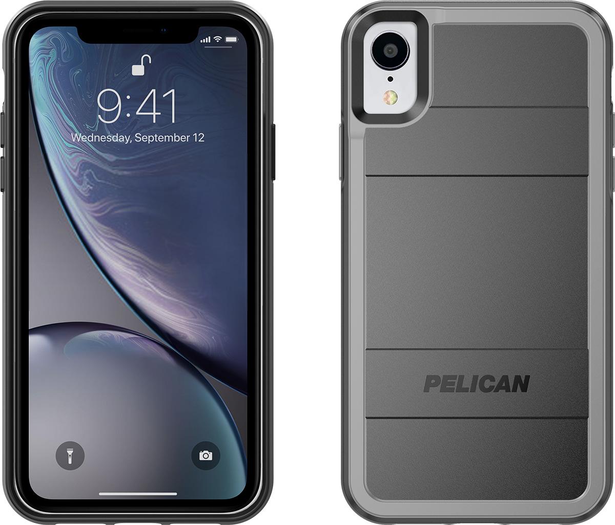pelican apple iphone c42150 protector ams black phone case